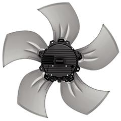 осевой вентилятор ebmpapst